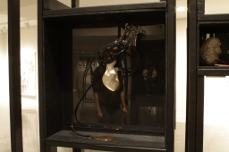 Installation View 20: Hemorrhage (with reflection)