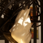 Installation View 7: Hemorrhage (detail)